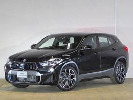 BMW X2 sドライブ18i MスポーツX DCT 認定中古車 純正ナビ ワンオーナー 禁煙車