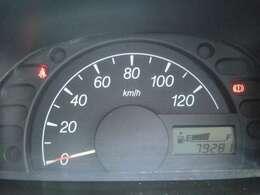 走行距離は79300キロ☆まだまだこれからです!