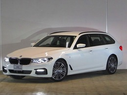 BMW 5シリーズツーリング 523i Mスポーツ 認定中古車 純正ナビ ワンオーナー 禁煙車
