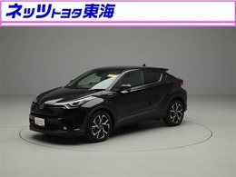 トヨタ C-HR ハイブリッド 1.8 G ワンオーナー 禁煙車 タイヤ4本新品