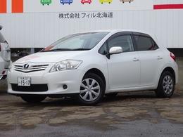 トヨタ オーリス 1.8 180G 4WD ナビ スマートキー プッシュS キセノン