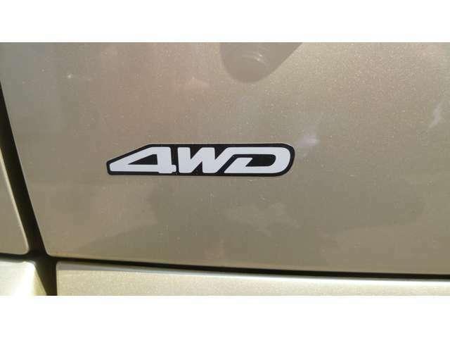 東北で人気の4WD車♪