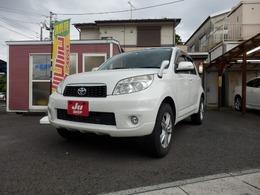 トヨタ ラッシュ 1.5 X 4WD 5MT ワンオーナー キーレス 保証付