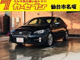 スバル WRX S4 2.0GT-S アイサイト 4WD 革シート シートヒーター 純正ナビ