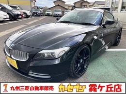 BMW Z4 sドライブ 35i ドラレコ HDDナビ 本革シート