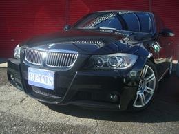 BMW 3シリーズ 323i Mスポーツパッケージ ナビ Bカメラ アルミ ETC