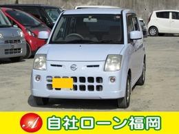 日産 ピノ 660 S キーレス ETC 車検整備付き 盗難防止装置