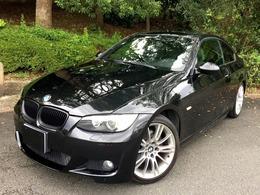 BMW 3シリーズクーペ 320i Mスポーツパッケージ 6速MT サンルーフ スマートキー HID ETC