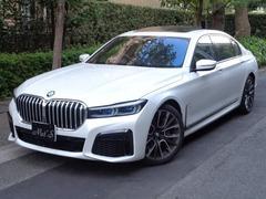 BMW 7シリーズ の中古車 750Li xドライブ Mスポーツ 4WD 東京都世田谷区 1398.0万円