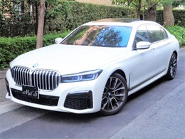 BMW 7シリーズ 750Li xドライブ Mスポーツ 4WD リアエンターテイメント パノラマルーフ