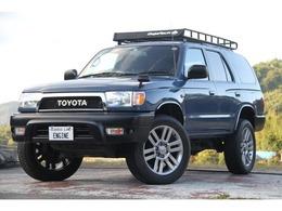 トヨタ ハイラックスサーフ 2.7 SSR-G アクティブバケーション 4WD 4RUNNER仕様  リフトアップ  車検整備付
