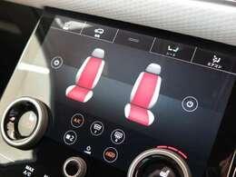 ヒーター付フロントシート(58,000円)「寒い季節や朝に快適なシートヒーターが付いています。この機能を1回知ってしまうとやみつきです。」