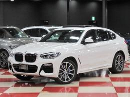 BMW X4 xドライブ30i Mスポーツ 4WD 弊社買取車 ワンオーナー ガラスルーフ