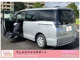 トヨタ ヴォクシー 2.0 X ウェルキャブ 助手席リフトアップシート車