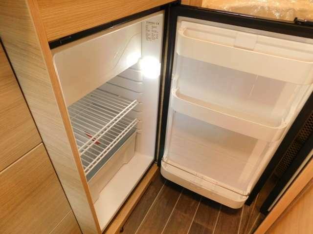 85L冷蔵庫!