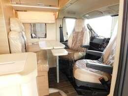 4名乗車2名就寝!二人で旅行を楽しむ方にピッタリなモデルです!