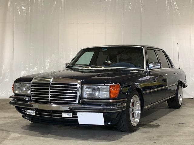 W116 450SEL D車