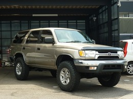 トヨタ ハイラックスサーフ 2.7 SSR-X リミテッド 4WD US4ランナー仕様/フロント2.5インチUP
