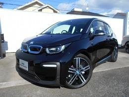 BMW i3 スイート レンジエクステンダー装備車 120Ah20AW黒革ACCPアシストETCデモ認定車