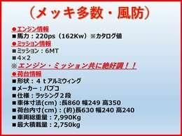 走行距離7万km/風防付き/社外テール/ETC/タコグラフ/Bカメラ