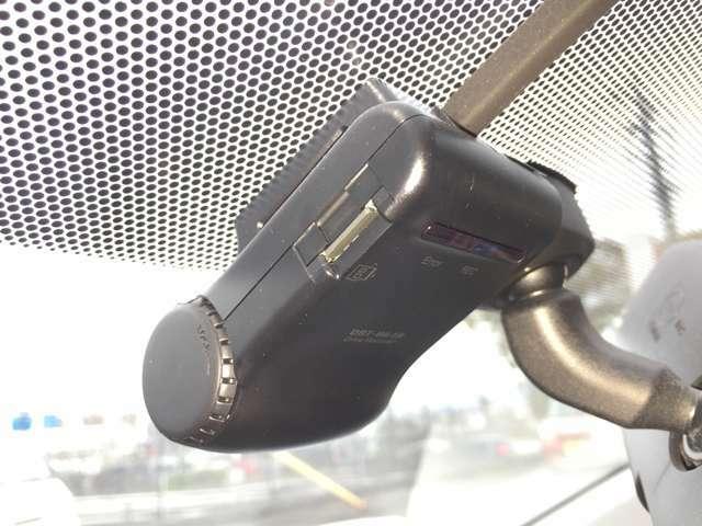 「ドライブレコーダー」 今の時代の必需品です♪