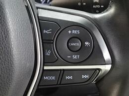 ☆高速道路などのロングドライブに便利なクルーズコントロール装備しています!