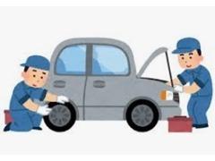 2級整備士のいる工場で検査や点検整備を行っております。納車後も安心して乗っていただくためにご相談ください。