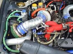 エンジンチューンされたお車やタービン交換されたお車をご覧いただけます。