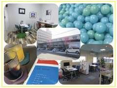 ●お客様が過ごしやすい空間作りを心がけております。美味しいお飲み物やキッズスペースもご用意いたしております。