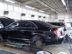 広々駐車場完備!運転が苦手な方もご安心!余裕を持って駐車可能