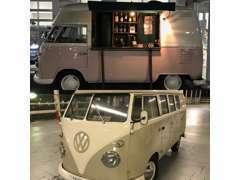 ワーゲンバスの企業様への貸し出しも行っております。イベントやCM等にお使いいただいております。