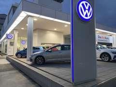 ★『モジュラーコンセプト』フォルクスワーゲンがドイツをはじめ全世界で展開している最新のコーポレートデザインです。