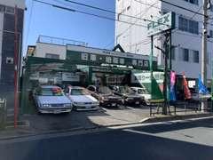 【アクセス良好】東名高速東京・首都高速用賀インター、第三京浜玉川インターから好アクセスの環状八号線沿いです。