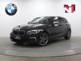 BMW 1シリーズ M140i 18AW 黒レザー内装 Rカメラ LED 衝突警告