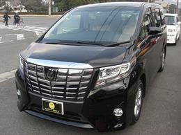 トヨタ アルファード 2.5 X S HDD WPドア Pクラ レーダークルーズ