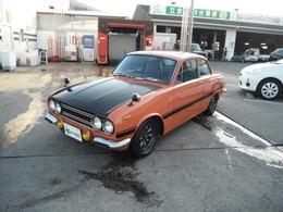 いすゞ ベレット 1600GT ソレックス・タコ足・エンジンOH