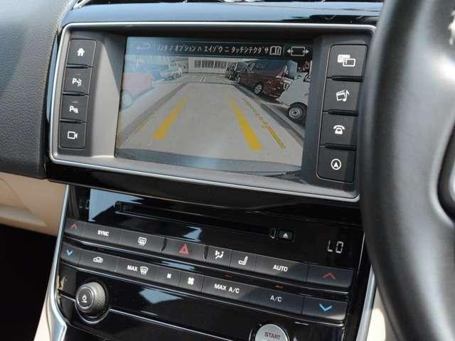 AVソース表示はもちろんバックカメラ・車両設定まで可能な液晶モニター