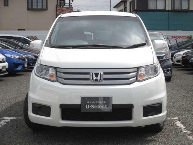 Honda認定中古車はU-Select保証  無料保証1年付です 有料で最長5年まで延長可能です。