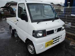 日産 クリッパートラック 660 SD 車検整備付 コーティング 5MT