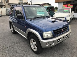 三菱 パジェロミニ 660 スポーツ 4WD