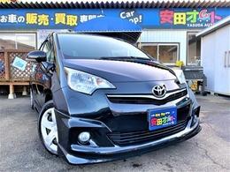 トヨタ ラクティス 1.5 G エアロ ナビTVBカメラ スマートキー×2
