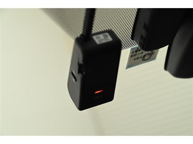 ドライブレコーダー装備。 思い出の映像や万が一の映像を記録します。