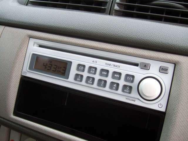 CD付き☆もちろんラジオ(AM:FM)も聴けます◎