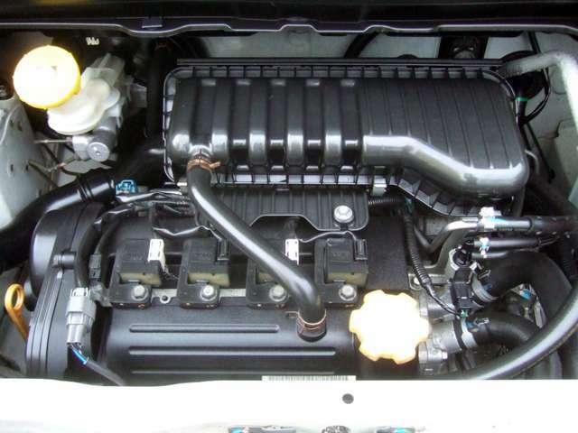 660ccエンジンは好燃費で経済性も良好です♪もちろん機関等良好☆ ※当店の事が全て分かるホームページは、コチラです♪→http://www.r-q.jp/