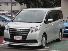 トヨタ ノア 1.8 ハイブリッド X 片側パワースライドドア/フルエアロ/LED