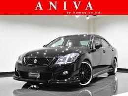 トヨタ クラウンアスリート 2.5 アニバーサリーエディション 新品車高調 新品20AW 新品フルエアロ 1オナ
