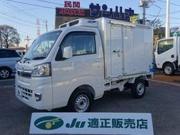 ダイハツ ハイゼットトラック 660 エクストラ SAIIIt 3方開 4WD 4枚リーフサス LEDヘッドライト AT