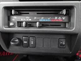 4WD 4枚リーフサス(メーカーオプション)で足回りを強化してます!