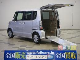 ホンダ N-BOX+ 660 G Lパッケージ 車いす仕様車 福祉車両 ナビ Bカメラ CTBA パワスラ
