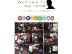 HONDA車好きな社長のコレクション・ルームです。ちょっと覗いてみてね!http://www.minc.ne.jp/~garageueno/index2.htm